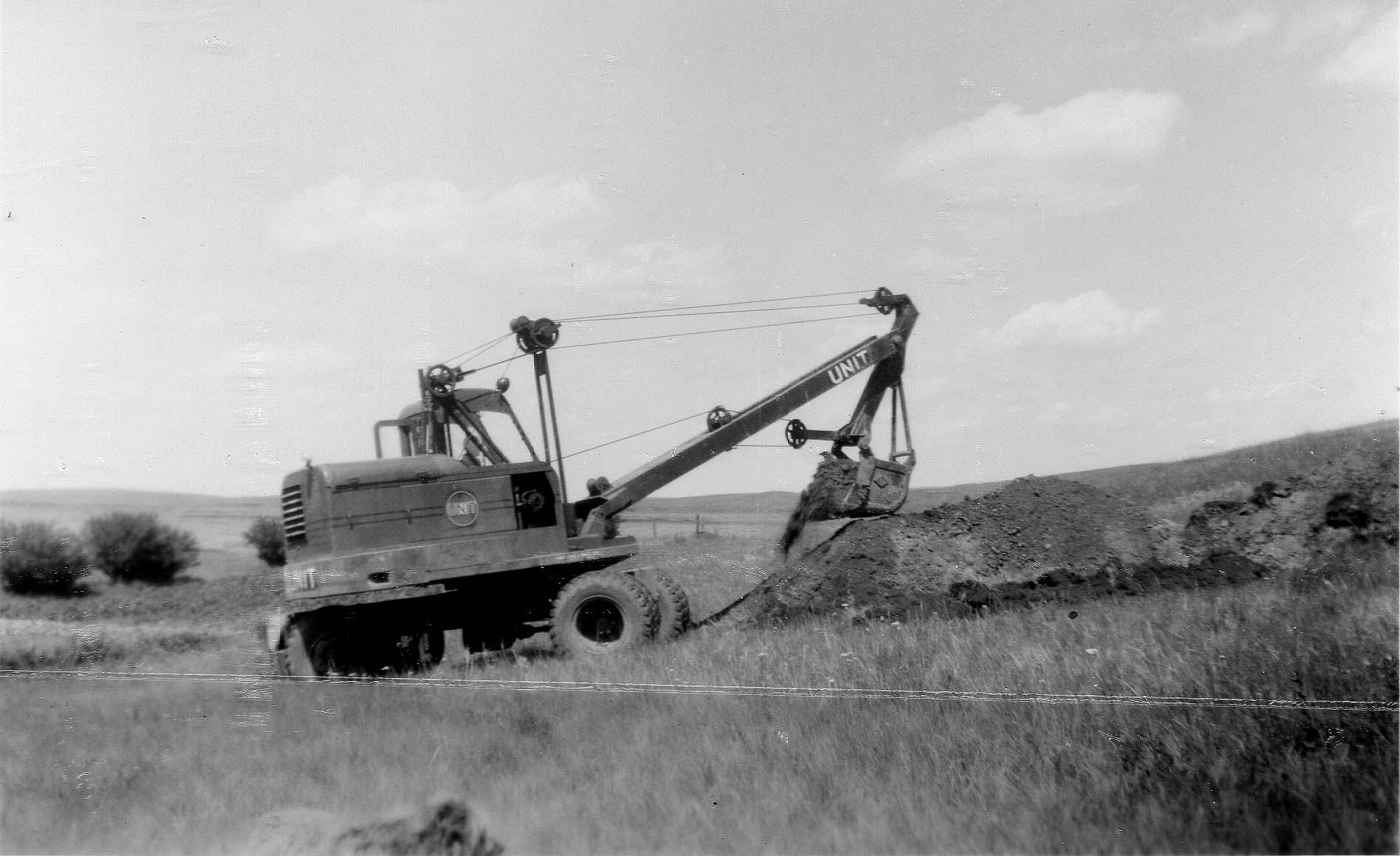 North dakota logan county fredonia - 22 G C Brauer Excavuting Unit Howard Hunkler Ranch